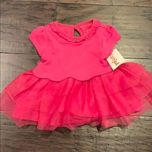 Cat and jack 2 piece dress and bloomer